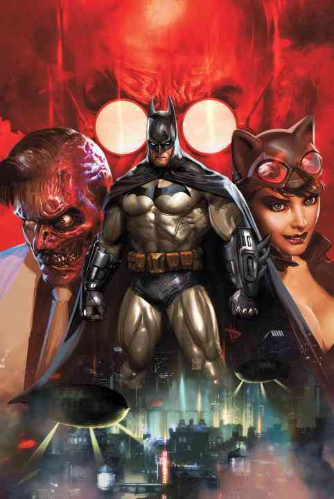 Batman: Arkham Unhinged 1 By Fridolfs, Derek/ Dini, Paul